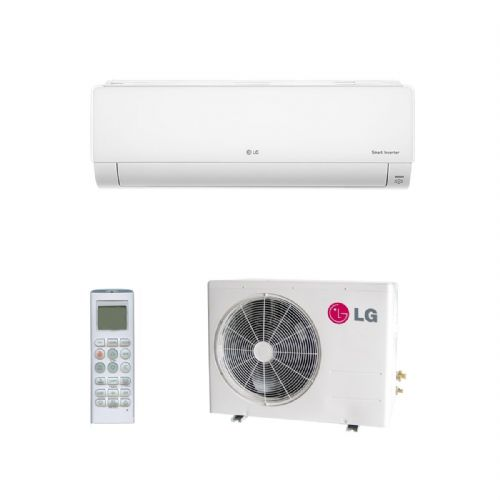 Lg Air Conditioning S09EQ.NSJ Wall Mounted Heat Pump Standard Inverter 2.5Kw/9000Btu A++ R32 240V~50Hz
